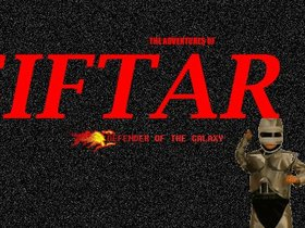 Siftar: Defender of the Galaxy